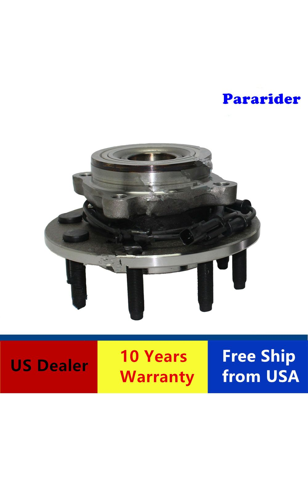 2012 fits Honda Ridgeline Front Wheel Bearing Note: AWD One Bearing Included with Two Years Warranty