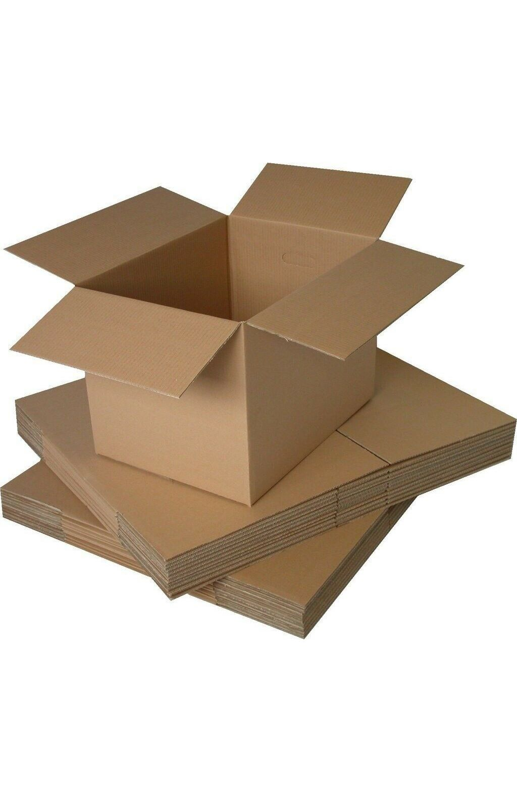 """20Pcs 20/"""" X 12/"""" X 8/"""" Packing Moving Shipping Cardboard Corrugated Boxes Cartons"""